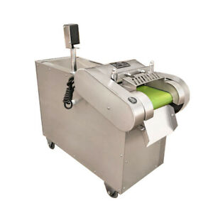 Automatic Kitchen Tool Commerical Vegetable Chopper Machine Slicer Food Cutter