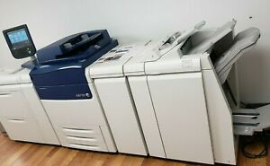 Xerox Versant 80 Press Color Production Laser Printer 80 PPM Only 45K Total