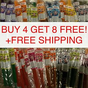 Blunteffects Hand Dipped Incense Home Fragrance Freshener 12 Sticks Per Pack 11quot;