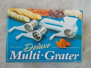 Deluxe Multi Grater New in Box