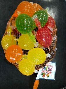 Dely-Gely Fruit Jelly Fruit-Licious Fruit Jelly! TIK-TOK CANDY 25 Piece- ONE BAG