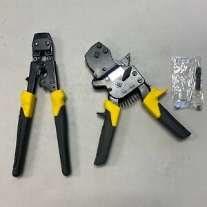 (Lot Of 2) Apollo PEX One-Hand & Quick-Clinch Pinch Clamp Tools *LIGHTLY Used*