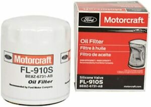 Genuine Motorcraft Professional Engine Oil Filter FL 910S BE8Z 6731 AB FREE SHIP