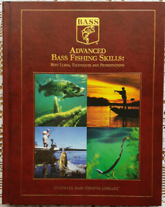 Advance Bass Fishing Skills Best Lures Techniques and Presentations