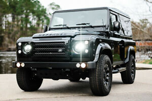 1985 Land Rover Defender Kahn Design 1985 Land Rover Defender 90 Kahn Design