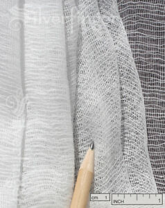 Cheesecloth 10—20 Yards 100% Cotton #40 Fine Quality White Cheese Cloth Fabric $5.96