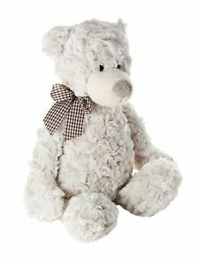 Mousehouse 26cm Adorable Small & Very Soft Light Brown Teddy Bear Soft Toy
