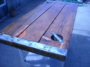 HATCH COVER antique shipsrefinished $850.00