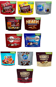 Assorted Hersheys Chocolate Candies $9.57