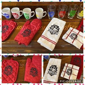 Harry Potter Personalized Cup Towel And Pot Holder Mit Art Your Name Gryffindor