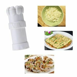 Garlic Presses Chopper Crusher Grater Kitchen Fruit Vegetable Tool Accessories