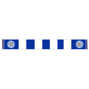 OFFICIAL LEICESTER CITY FC BAR SCARF