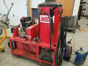 Hotsy 1240 Gas Engine Diesel Burner NEW COIL Pressure Washer 4gpm  2000psi