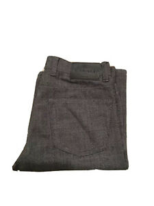 Canali Made In Italy Wool Blend Textured Slim Mens Casual Designer Pants Sz. 48