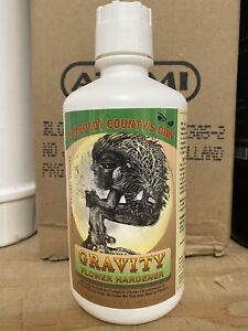 Humboldt County's Own 1 Quart Gravity Flower Hardener. Real Deal. Save $$ Here
