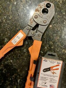 SharkBite Dual Pex Copper Plumbing Ring Crimper Crimping Tool
