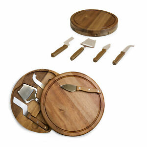 Picnic Time Family of Brands Cutting Board And Tools Set 855-04-512-000-0