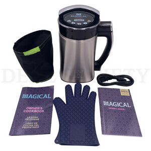 Magical Butter 2 MB2e Ultimate Herbal Butter Infuser Botanical Extractor Machine