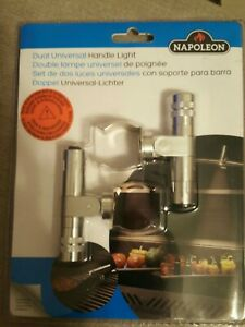 Napoleon Clip-On LED Light Grill BBQ (70021), Pack of 2  FAST FREE SHIPPING