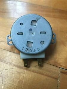 Microwave turntable motor 6 RPM TYJ50-8A2  E199324