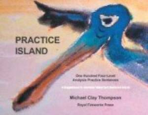 Practice Island Paperback By Michael Clay Thompson VERY GOOD