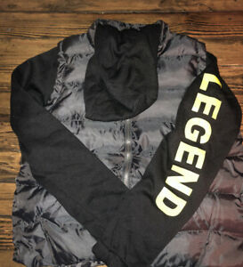 Xtreme Size 18 Youth Vest Hoodie Legend
