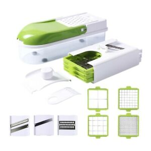 Manual Stainless Steel Slicer Vegetable Kitchen Tool Multi-Function Replac K8S3