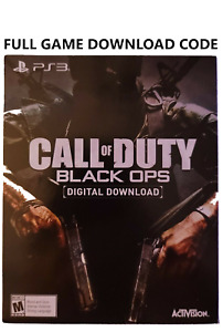 Call of Duty: Black Ops Ps3 Digital Version