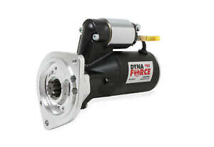 MSD Black DynaForce Starter for Ford 351M-460 Compact Design Durable