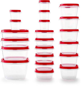 Rubbermaid TakeAlongs Assorted Plastic Food Storage Containers $5.79