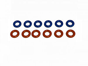 Fuel Injector O Ring Seal Kit for Ford F150 3.5L 3.7L V6 2011 2017 $13.85