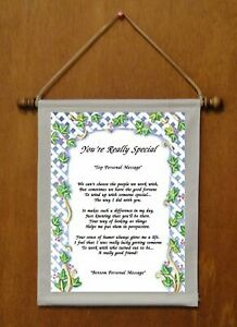 You're Really Special - Personalized Wall Hanging (783-1)