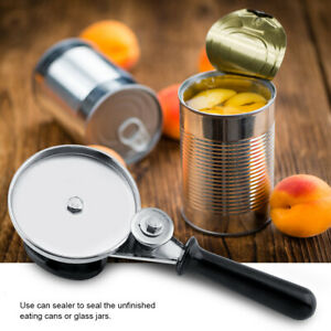 Manual Can Round Handle Sealer for Kitchen Glass Jars Press Sealing Hand Tools