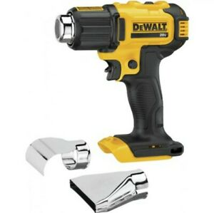 NEW - DEWALT DCE530B 20V Max Heat Gun (Tool Only)