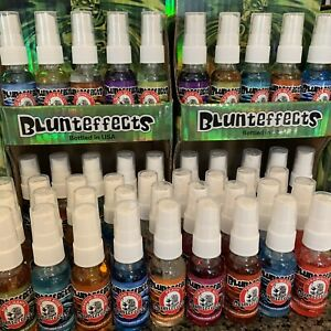 Blunteffects 100% Concentrated Oil Air Freshener 1 oz Home Car Fragrance Spray