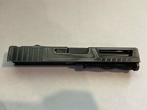 Glock 19 Complete Upper, Oem Barrel, RMR Cut