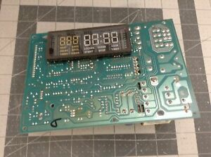 Whirlpool KitchenAid Built In Combo Microwave (Oven) Control Board 3184943
