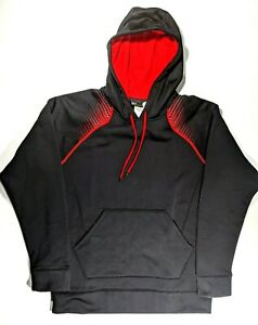 Under Armour Men's Youngstown State University Storm Hoodie Black Size Small $20.69
