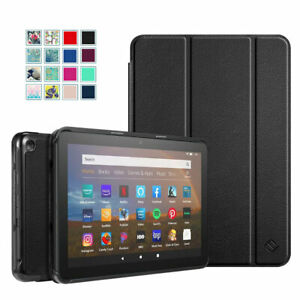 Hard Case for New Kindle Fire HD 8 Fire HD 8 Plus 10th Gen 2020 Cover Stand $10.49
