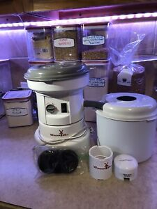 WonderMill WM2000 Grain Mill