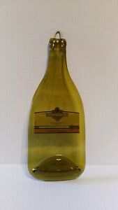 WINE BOTTLE CHEESE CUTTING BOARD KENDALL JACKSON VINTNERS RESERVE CHARDONNAY A4