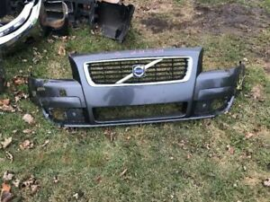 w Pressure Washers Fits 07-10 VOLVO 30 SERIES 19020YOU HAVE TO PAINT THIS BUMPER