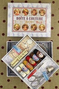 Sajou SEWING Set Complete DELUXE French Provinces $81.99