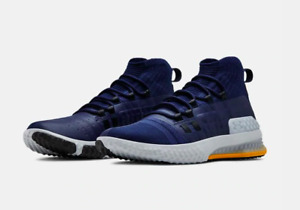 Under Armour Project Rock 1 Training Navy Marine Blue Shoes NEW 3020788 403 $109.00