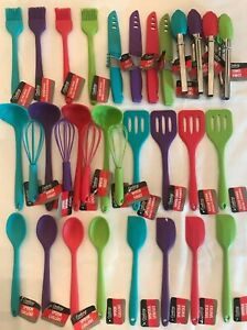 Cooking Concepts Assorted Silicone Kitchen Tools $6.04 FREE SHIPPING