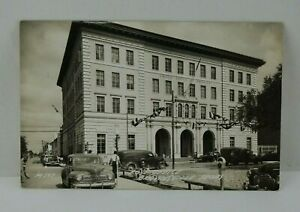 Vintage RPPC Post Office Brownsville TX Real Photo