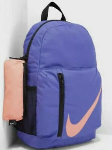 BNT Nike Unisex Purple Backpack With Pouch AU $35.00