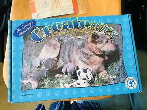 NEW Create Your Favorite Dog Paint No Sewing Kids crafts art $8.35