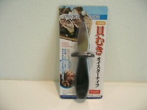 Oyster Knife New Stainless Shucker Shucking High Quality Shellfish Clams Mussels $6.00