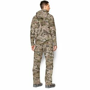 Under Armour STORM RR Durable Hunting DWR Pants Forest Camo Men's Size 42x30 NWT